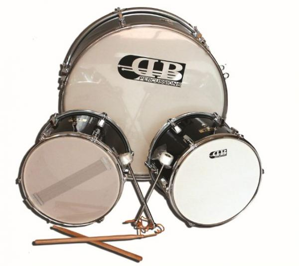 db-percussion-military-drumset
