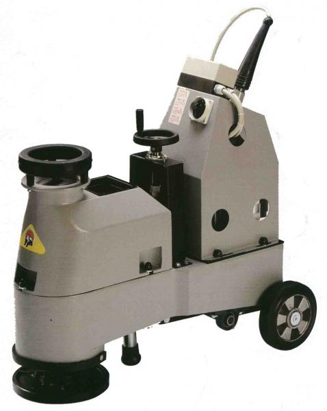 single-head-polishing-machine